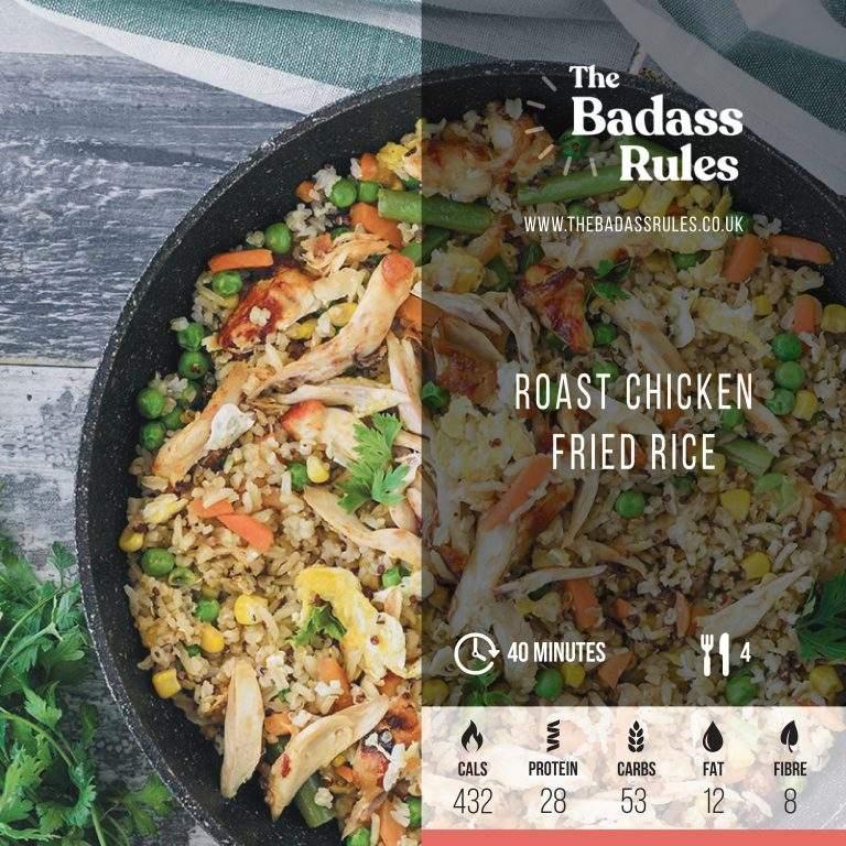 Chicken Fried Rice 1