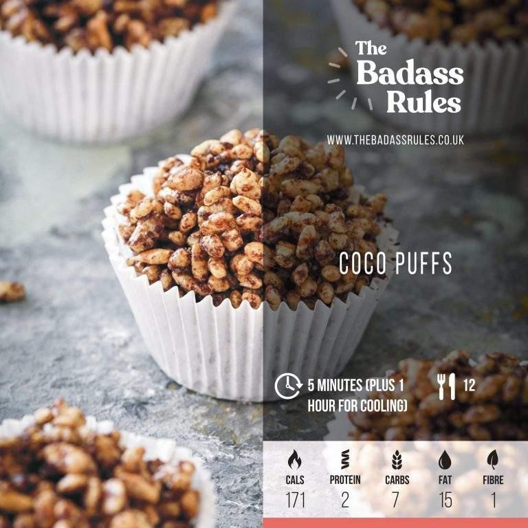Coco Puffs 1