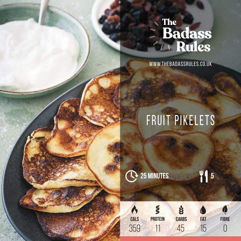 Fruit Pikelets 1